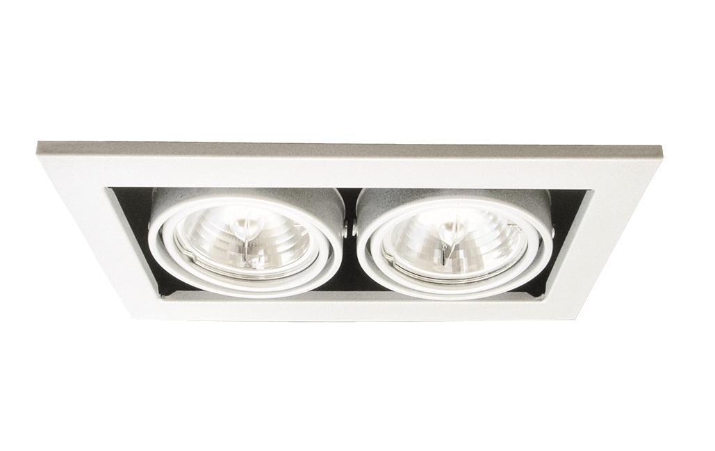 Фото Встраиваемый светильник Arte Lamp Technika A5930PL-2WH