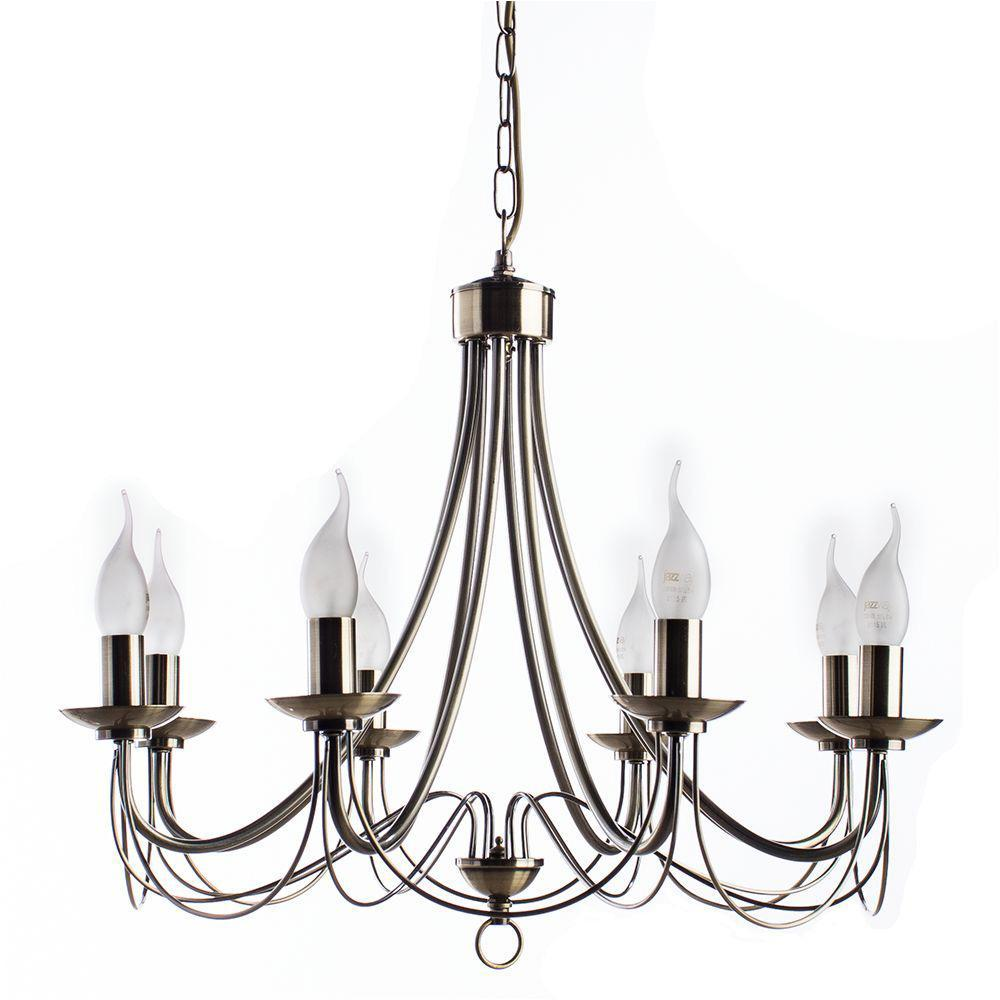 Люстра Arte Lamp Maypole A6300LM-8AB подвесная arte lamp подвесная люстра arte antwerp a1029lm 8ab