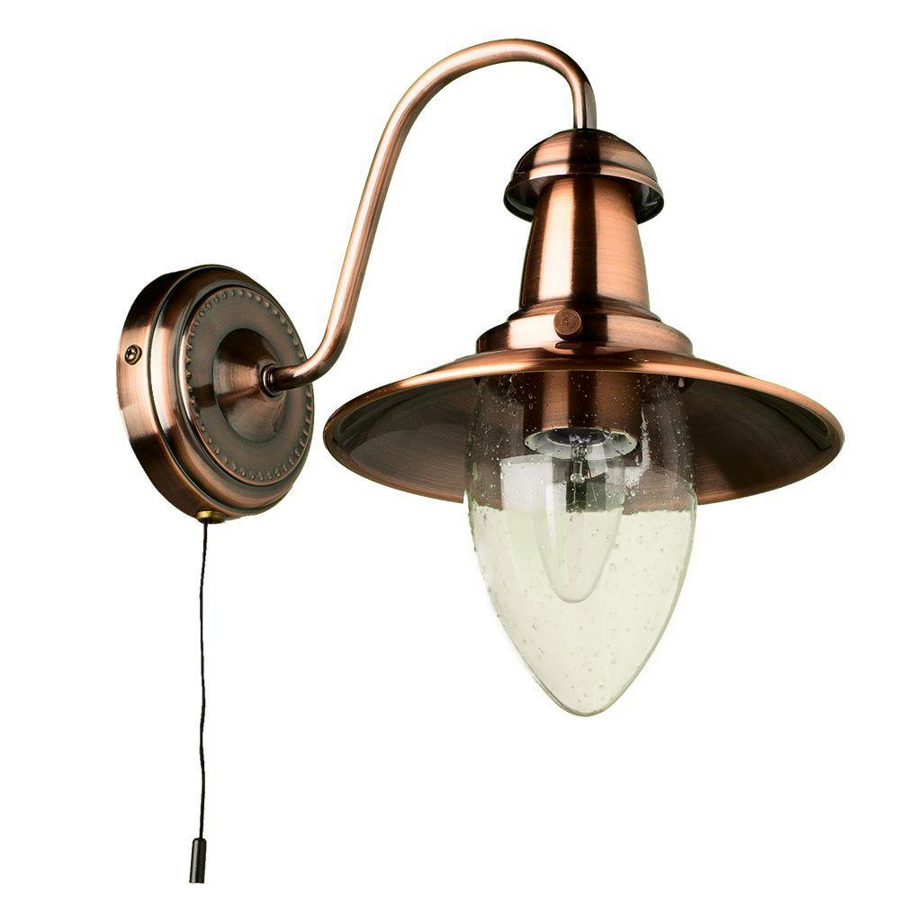 Бра Arte Lamp Fisherman A5518AP-1RB бра artelamp a9440ap 1rb