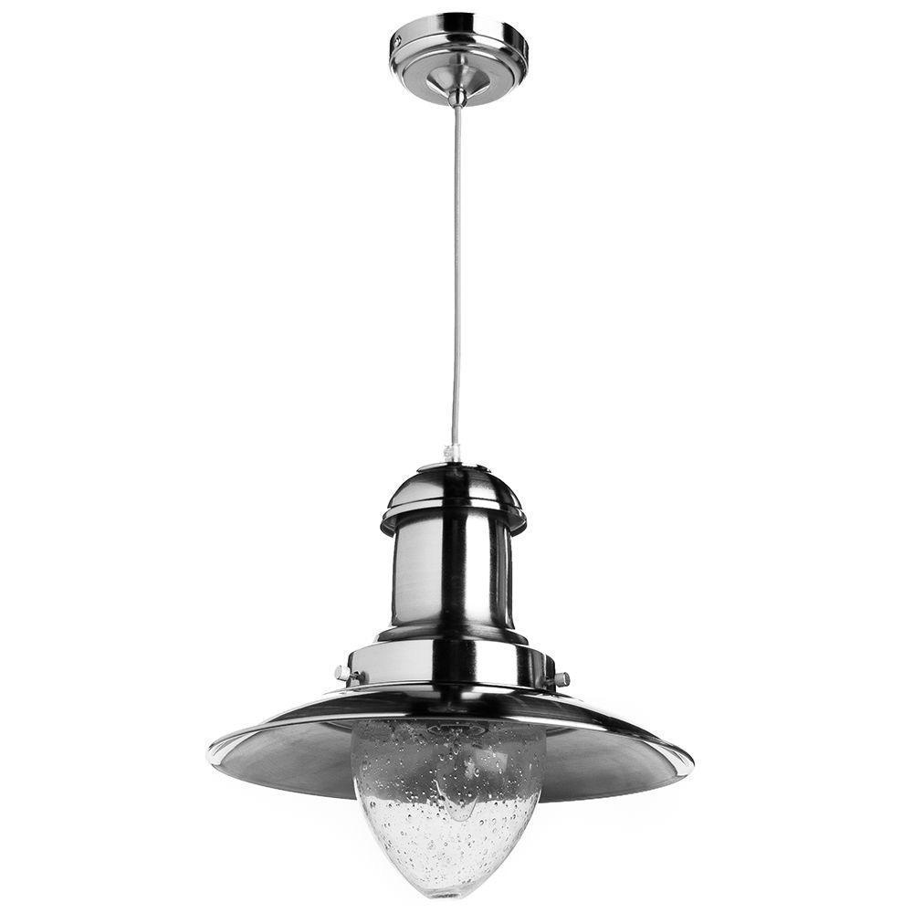 Подвесной светильник Arte Lamp Fisherman A5530SP-1SS подвесной светильник arte lamp fisherman a5540sp 1ss
