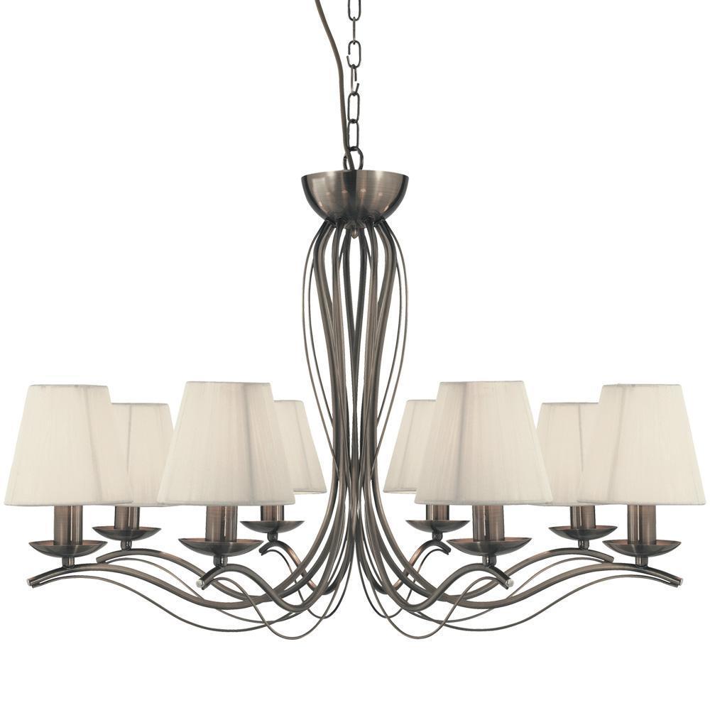 Люстра Arte Lamp Domain A9521LM-8AB подвесная цена 2017