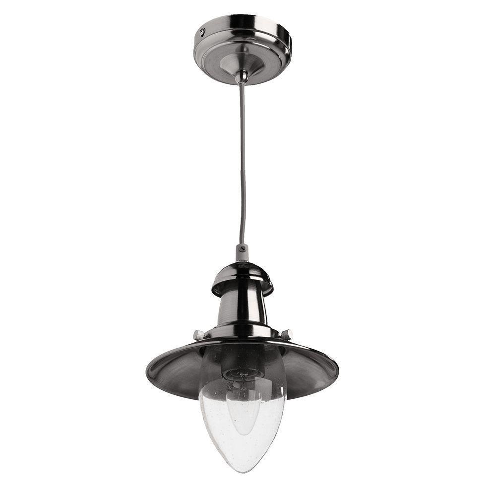 Подвесной светильник Arte Lamp Fisherman A5518SP-1SS подвесной светильник arte lamp fisherman a5540sp 1ss