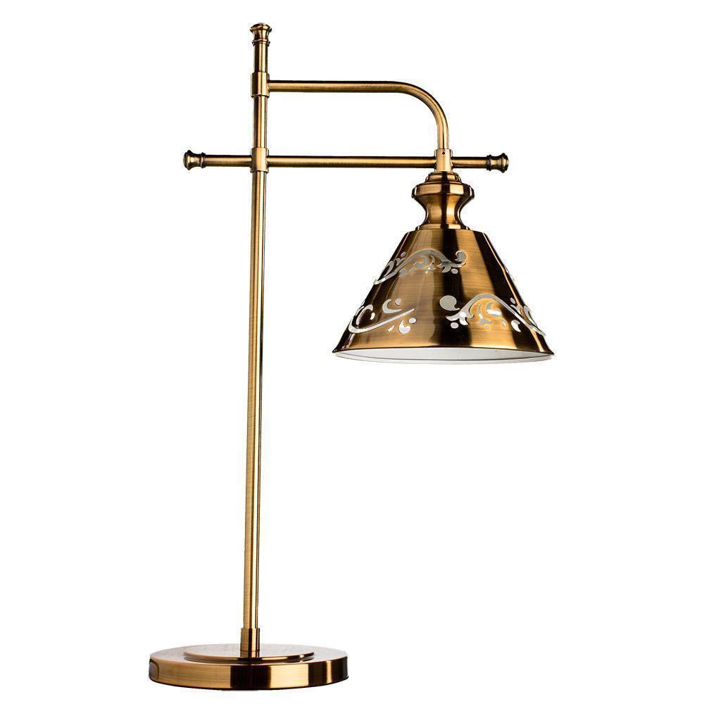 Настольная лампа Arte Lamp Kensington A1511LT-1PB настольная лампа kensington arte lamp 1093869