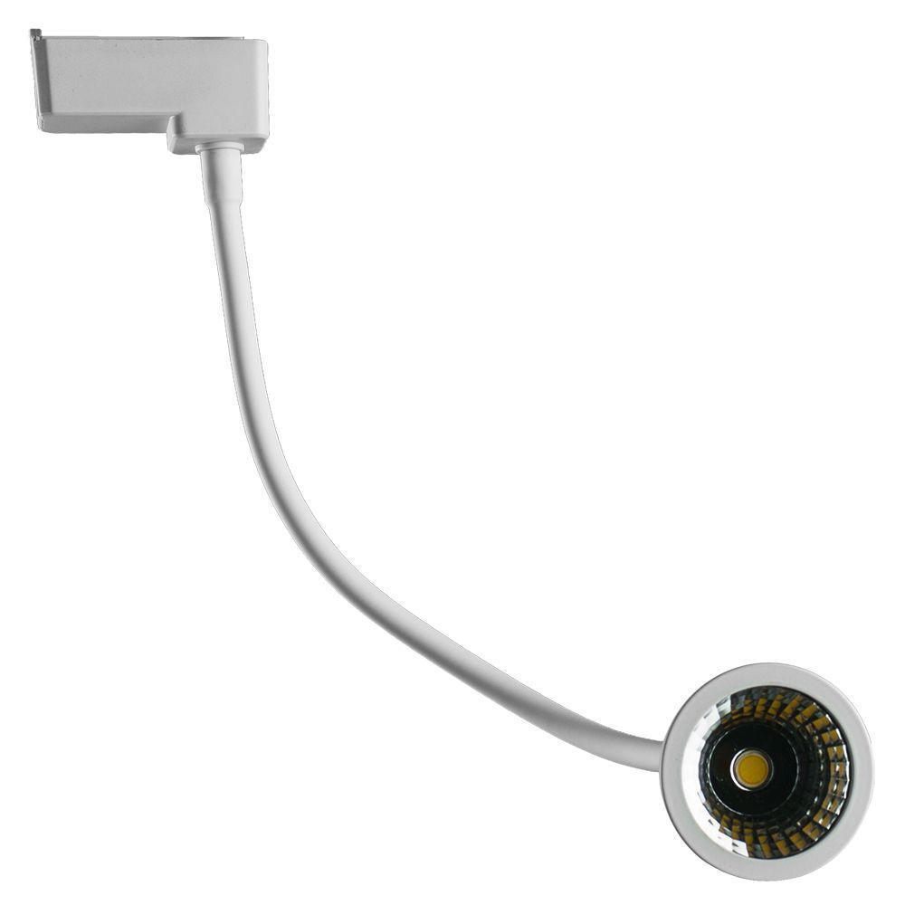 Трековый светодиодный светильник Arte Lamp Track Lights A4107PL-1WH arte lamp a4107pl 1wh
