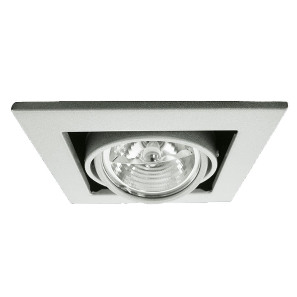 Встраиваемый светильник Arte Lamp Technika A5930PL-1SI цены