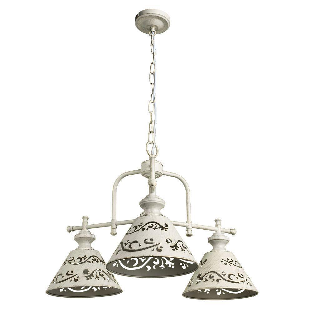 Подвесная люстра Arte Lamp Kensington A1511LM-3WG arte lamp kensington a1511lm 3pb