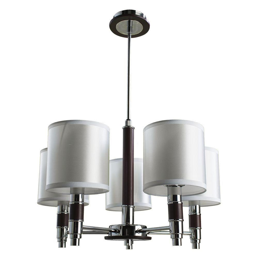 Люстра Arte Lamp Circolo A9519LM-5BR подвесная arte lamp a9519lm 5br