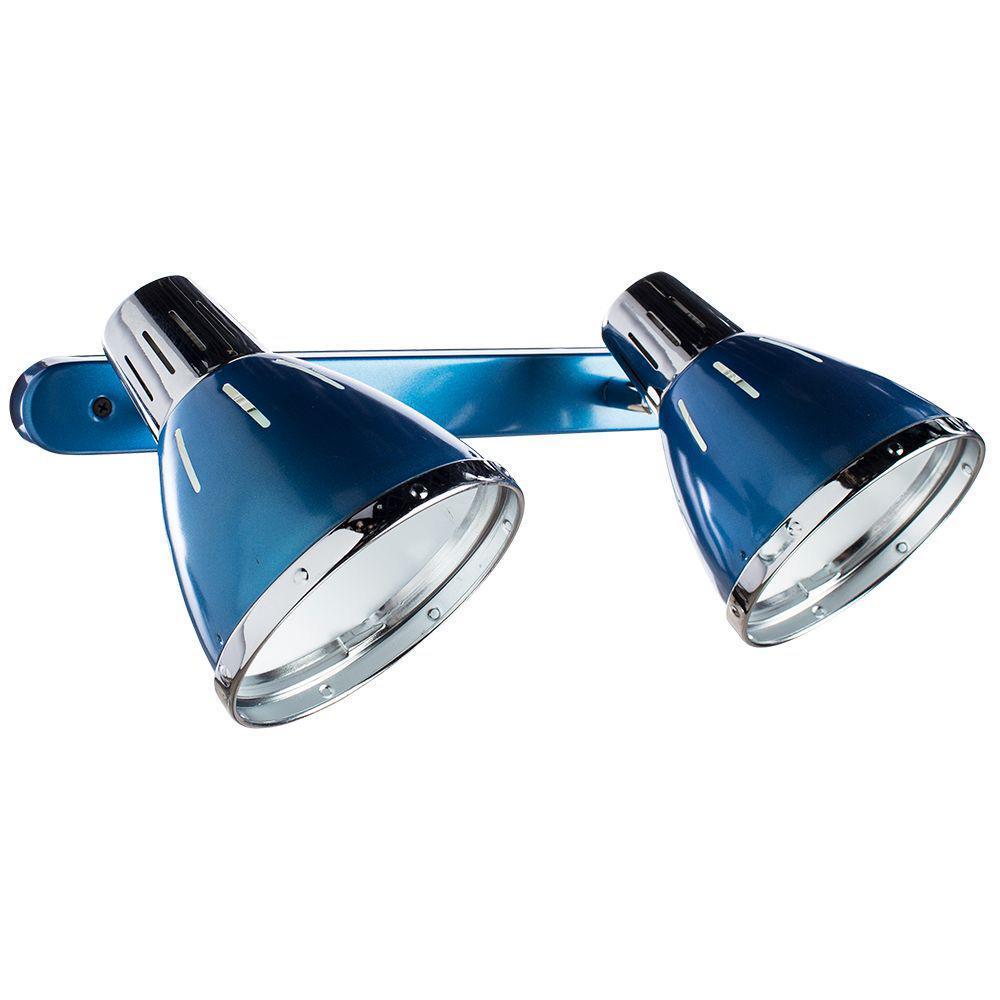 Спот Arte Lamp 47 A2215AP-2BL arte lamp спот arte lamp 47 blue a2215ap 2bl