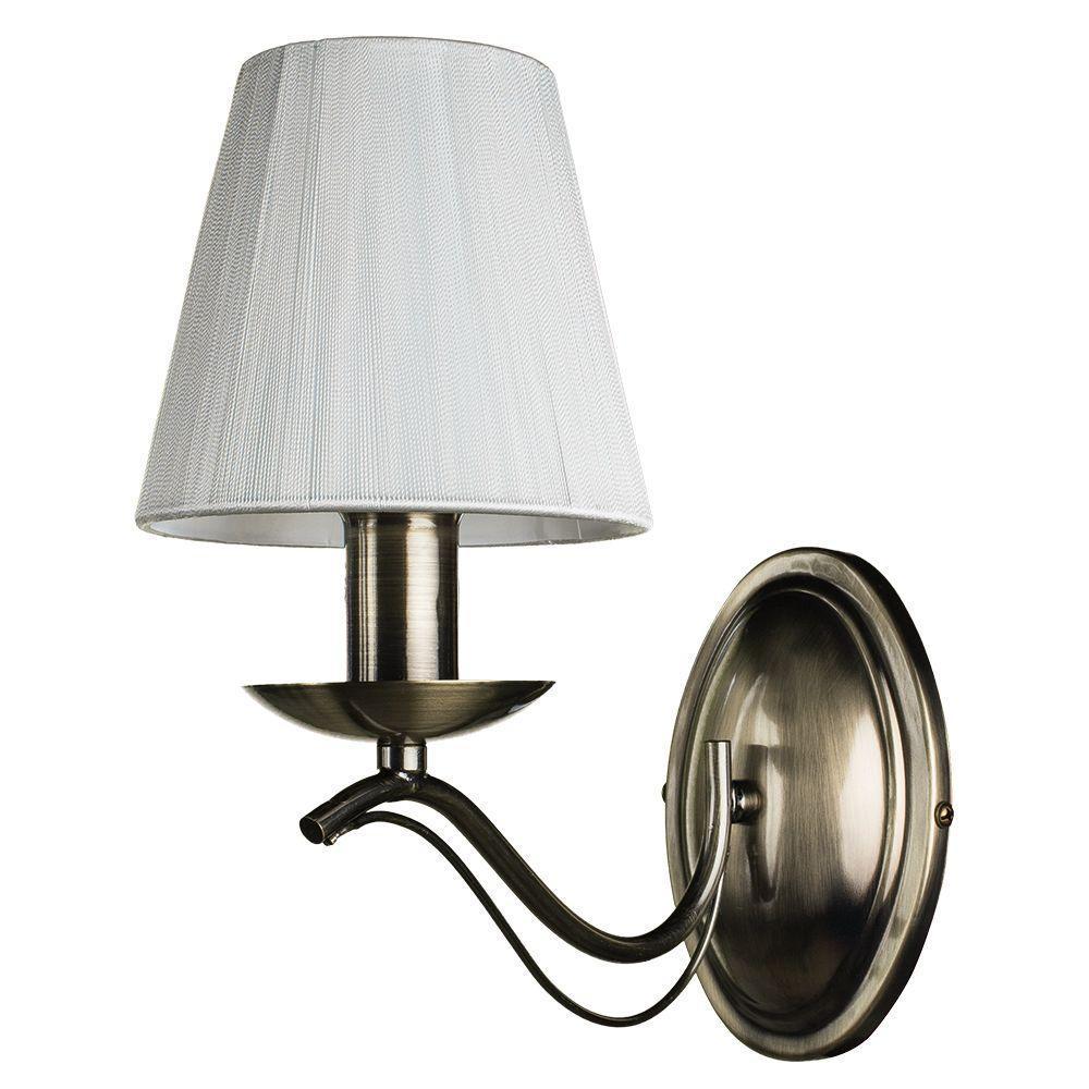 Бра Arte Lamp Domain A9521AP-1AB бра настенный светильник arte lamp domain a9521ap 1ab