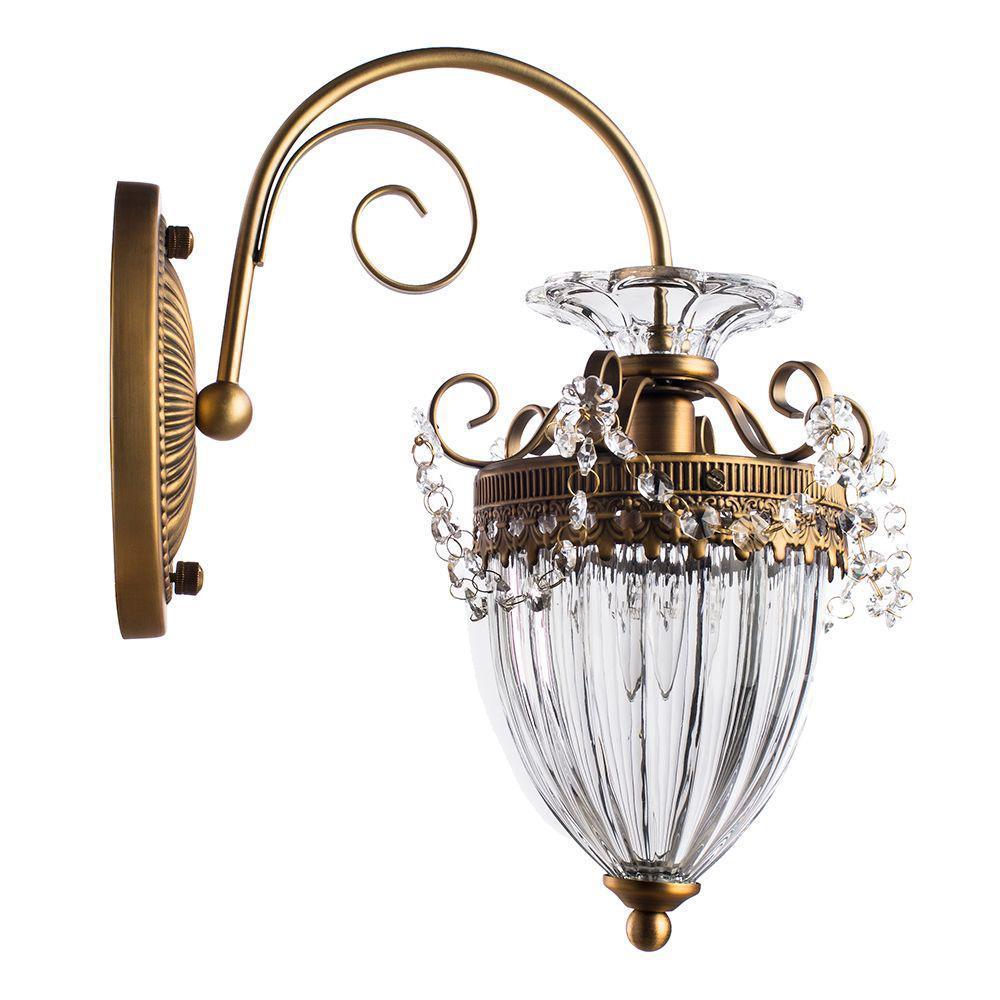 Бра Arte Lamp Schelenberg A4410AP-1SR цена