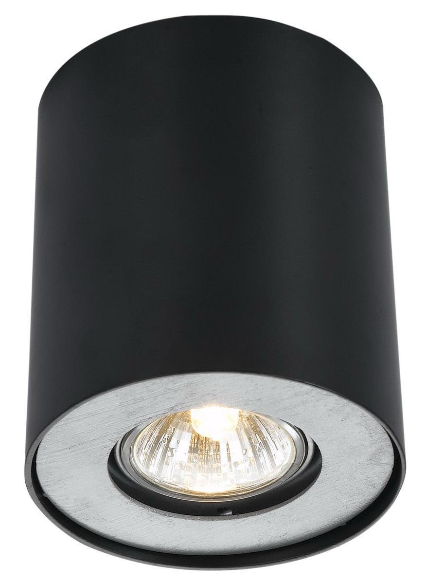 Потолочный светильник Arte Lamp Falcon A5633PL-1BK цена