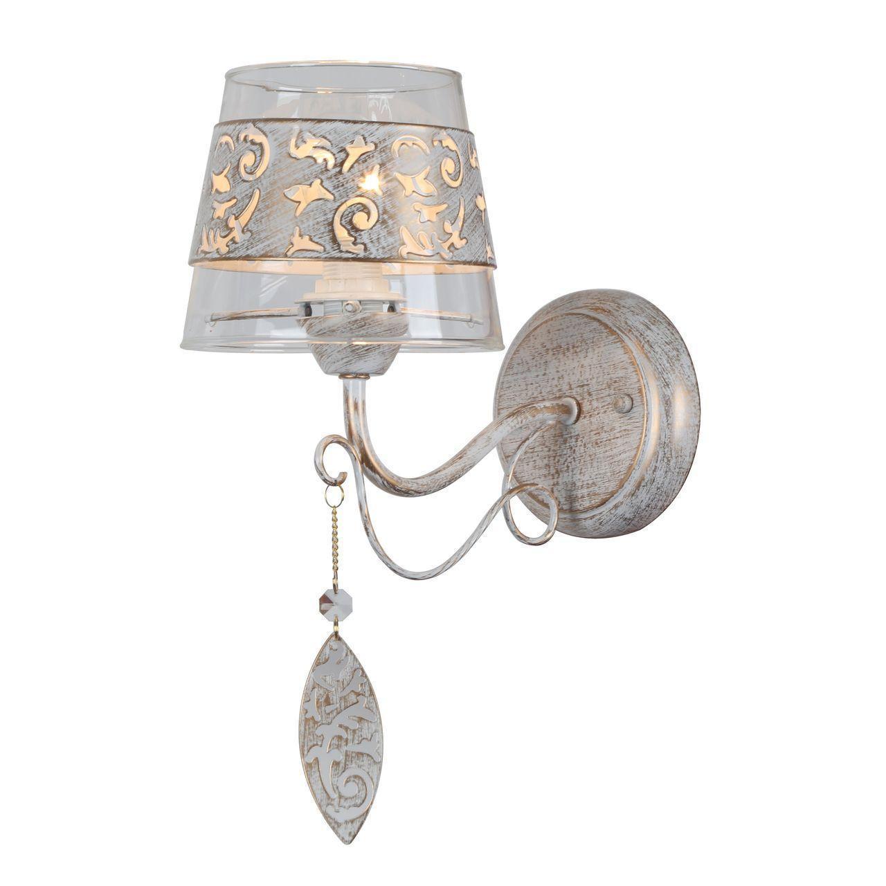 Бра Arte Lamp Calice A9081AP-1WG бра artelamp a9081ap 1wg