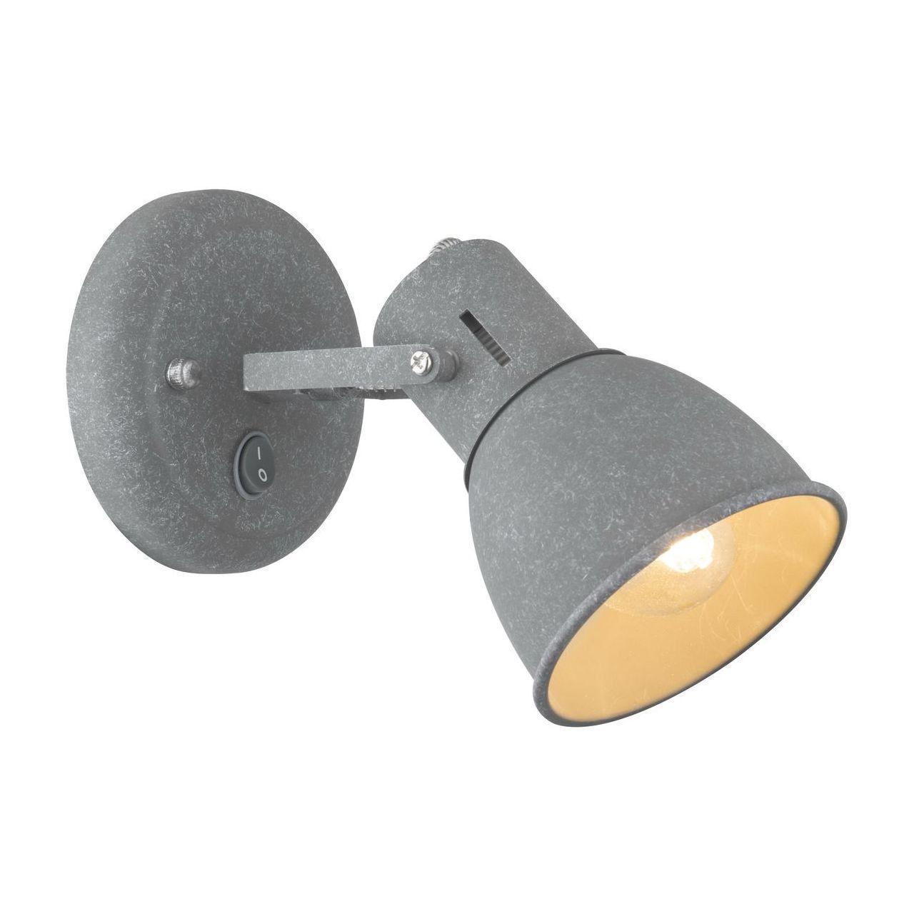 Спот Arte Lamp A1677AP-1GY цена