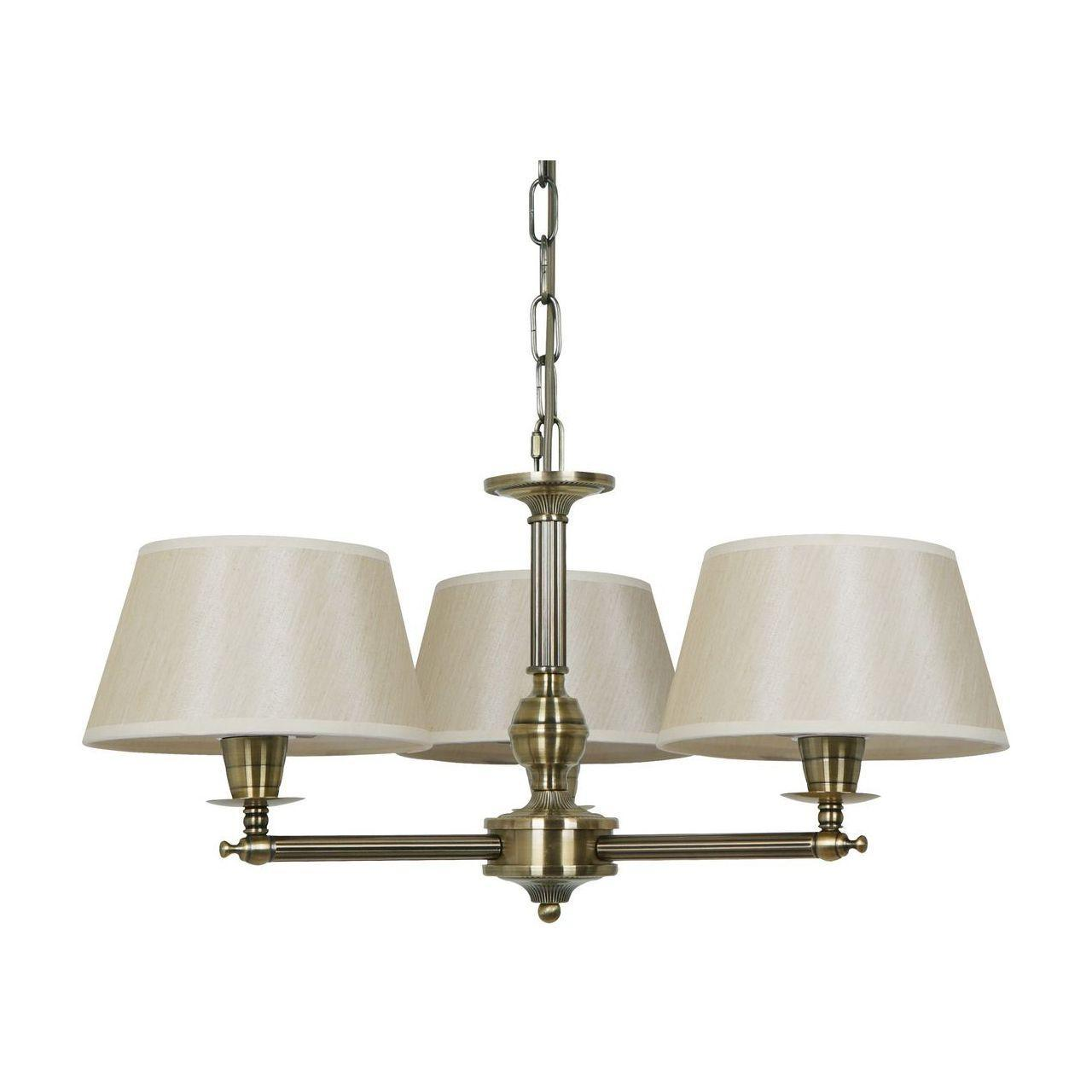 Люстра Arte Lamp York A2273LM-3AB подвесная все цены