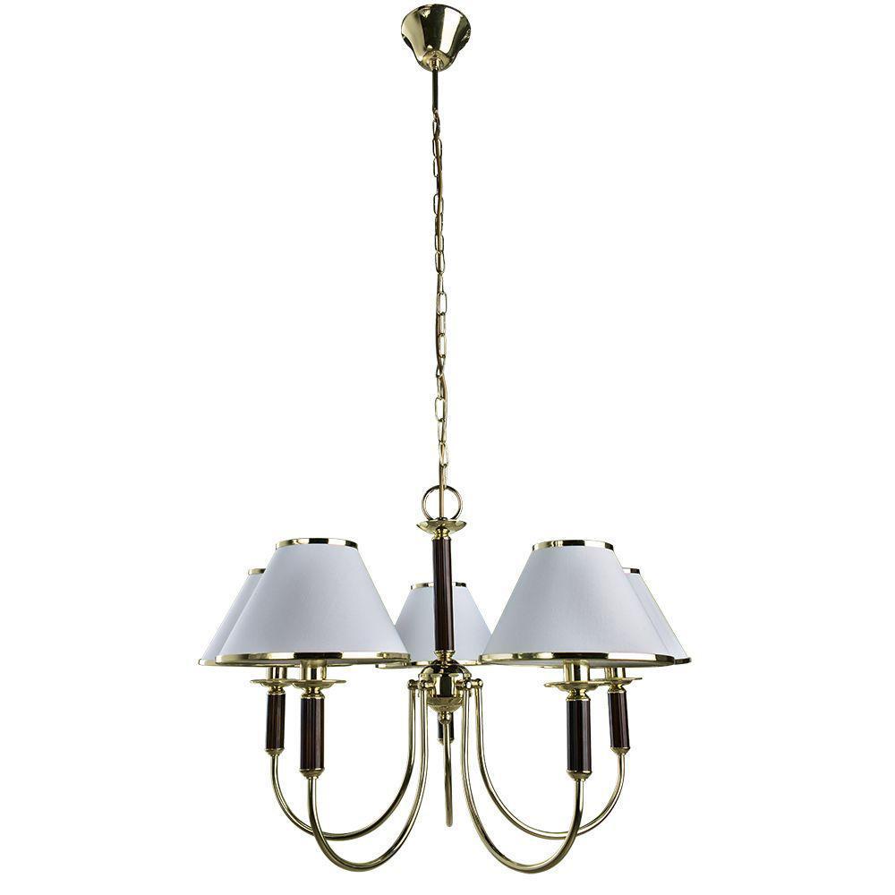 Люстра Arte Lamp Catrin A3545LM-5GO подвесная arte lamp подвесная люстра arte lamp armonico a5008lm 5go