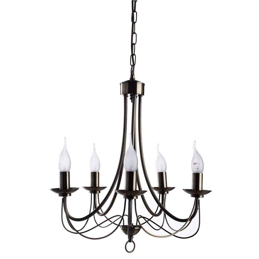 Люстра Arte Lamp Maypole A6300LM-5AB подвесная arte lamp подвесная люстра arte lamp maypole a6300lm 5wg