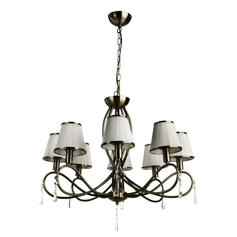 Люстра Arte Lamp Logico A1035LM-8AB подвесная цены