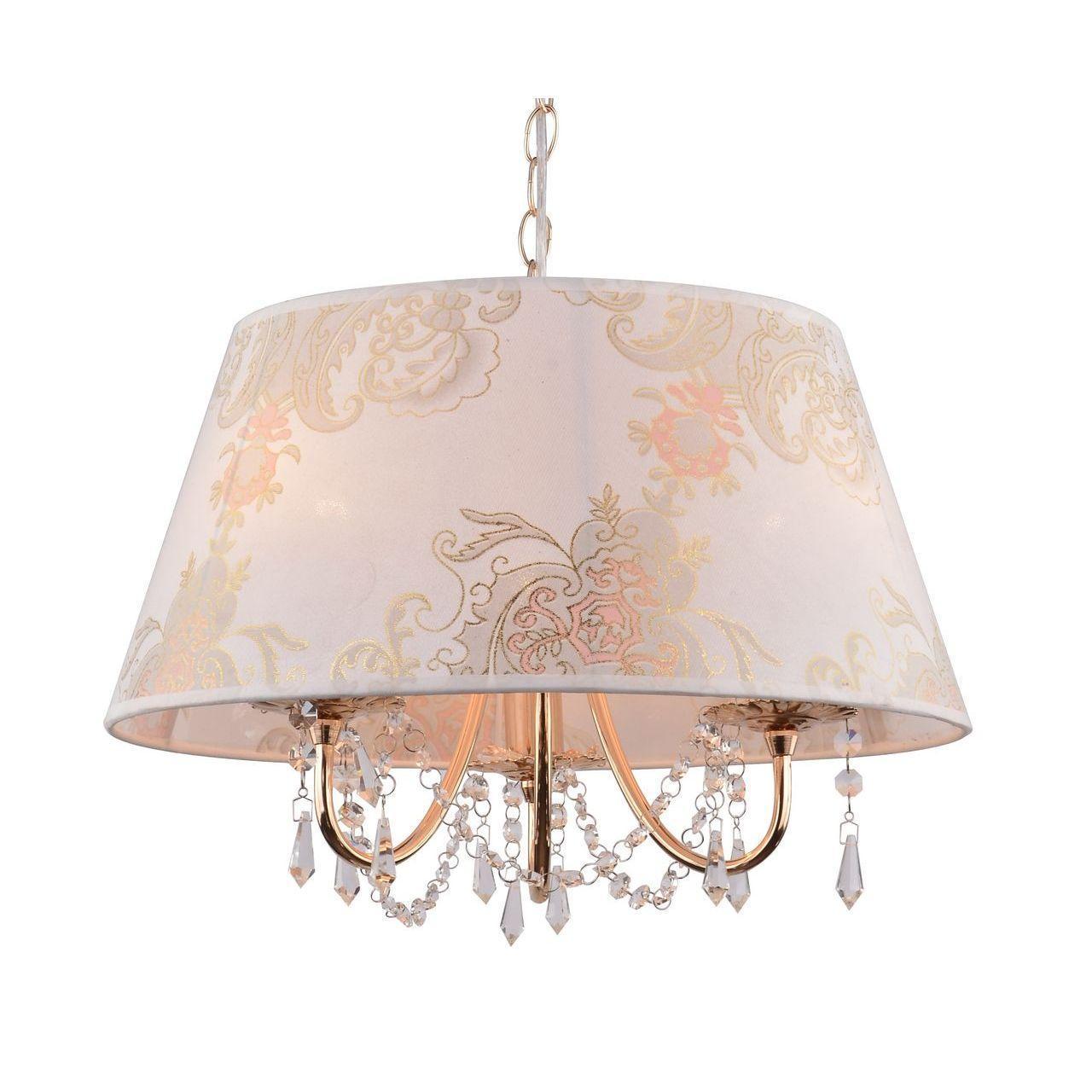 Люстра Arte Lamp Armonico A5008SP-3GO подвесная все цены