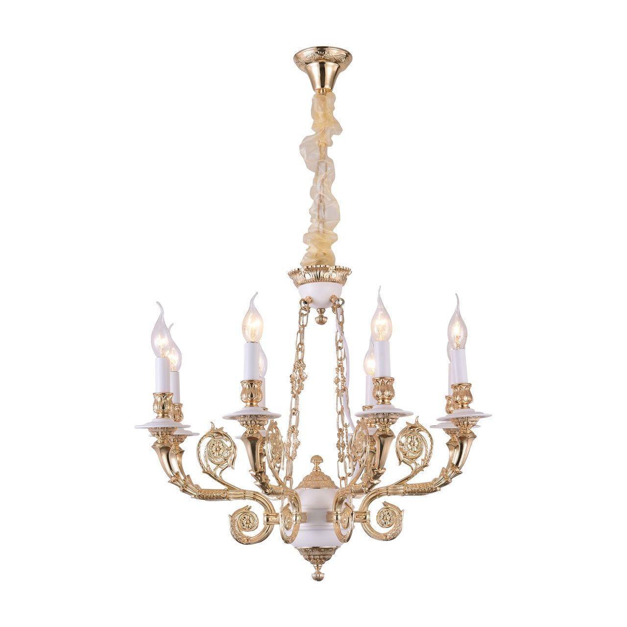 Люстра Arte Lamp A7024LM-8WG подвесная arte lamp a9395lm 8wg