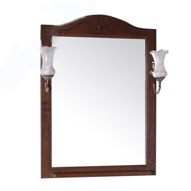 Зеркало АСБ мебель Салерно 65 Woodline цена