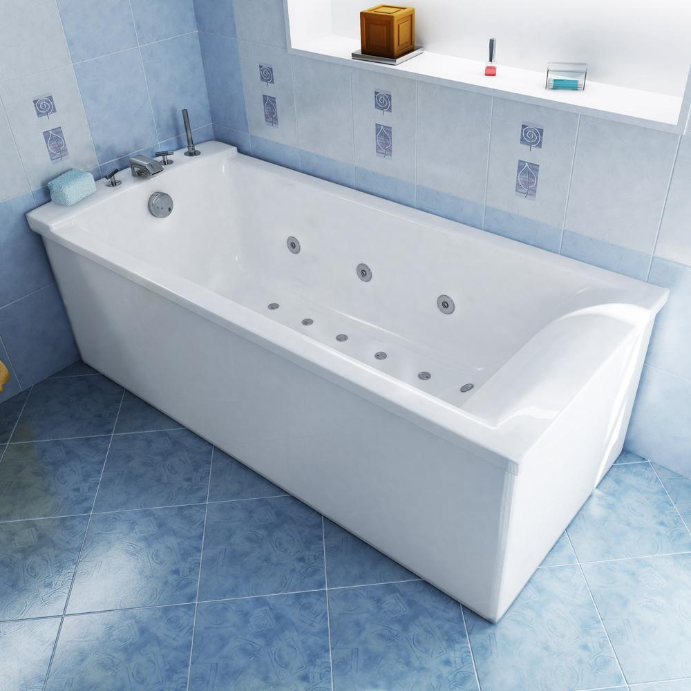 Ванна Astra form Магнум 180х80 белая fit 10618