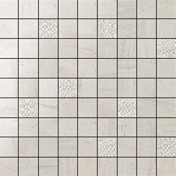 Супрема Сильвер Мозаика 300х300 мм - 0,9/27 мозаика gc123sla primacolore 15x48 300х300 10pcs 0 9