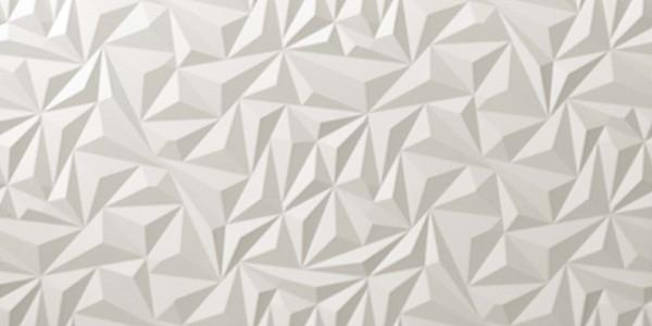 Настенная плитка Atlas Concorde Italy 3D Wall +23690 Angle White Matt бордюр atlas concorde 3d wall spigolo sand matt 1x20