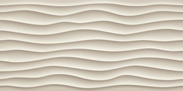 Настенная плитка Atlas Concorde Italy 3D Wall +19628 Dune Sand Matt. бордюр atlas concorde 3d wall spigolo sand matt 1x20
