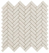 Мозаика Atlas Concorde Italy Room +23706 White Herringbone Wall