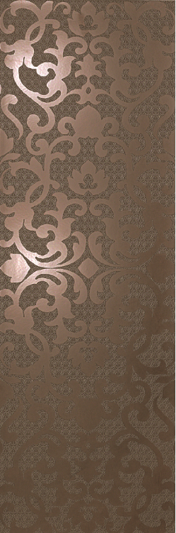 Декор Atlas Concorde Italy Marvel +11894 Bronze Brocade 30,5х91,5 декор atlas concorde marvel pro noir s laurent brocade 30 5x91 5