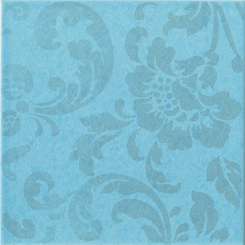 Декор Atlas Concorde Fancy +4429 Sugar Damask Pale