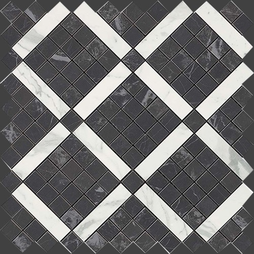 Мозаика Atlas Concorde Marvel Pro +18303 Noir Mix Diagonal Mosaic lodestar l202206 6 diagonal cutting plier