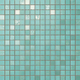 Мозаика Atlas Concorde DWELL +21382 Turquoise Mosaico Q мозаичный декор atlas concorde dwell off white mosaico q 30 5x30 5