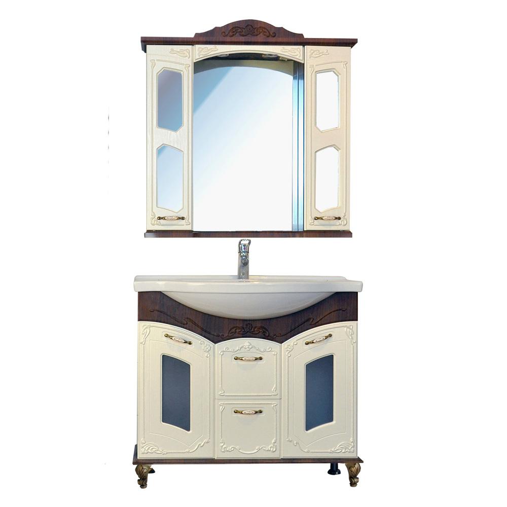 Мебель для ванной Атолл Мастер rosca (орех) caprigo мебель для ванной caprigo джардин 80 ontano