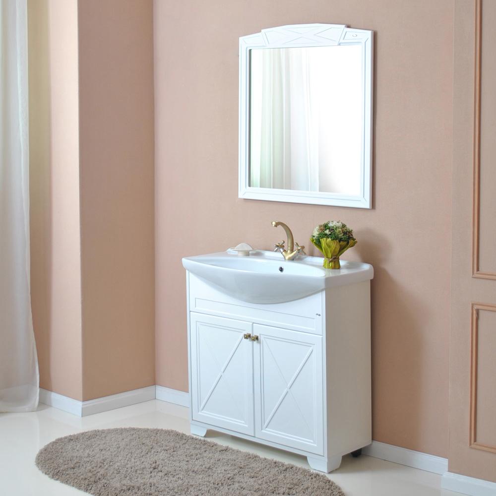 Мебель для ванной Атолл Палермо 285 декор iva мебель для ванной