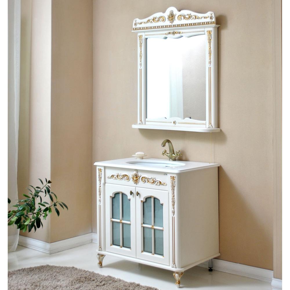Мебель для ванной Атолл Бисмарк dorato(золото) iva мебель для ванной