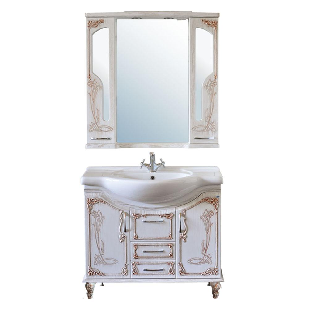 Мебель для ванной Атолл Барселона 295 rame caprigo мебель для ванной caprigo джардин 80 ontano