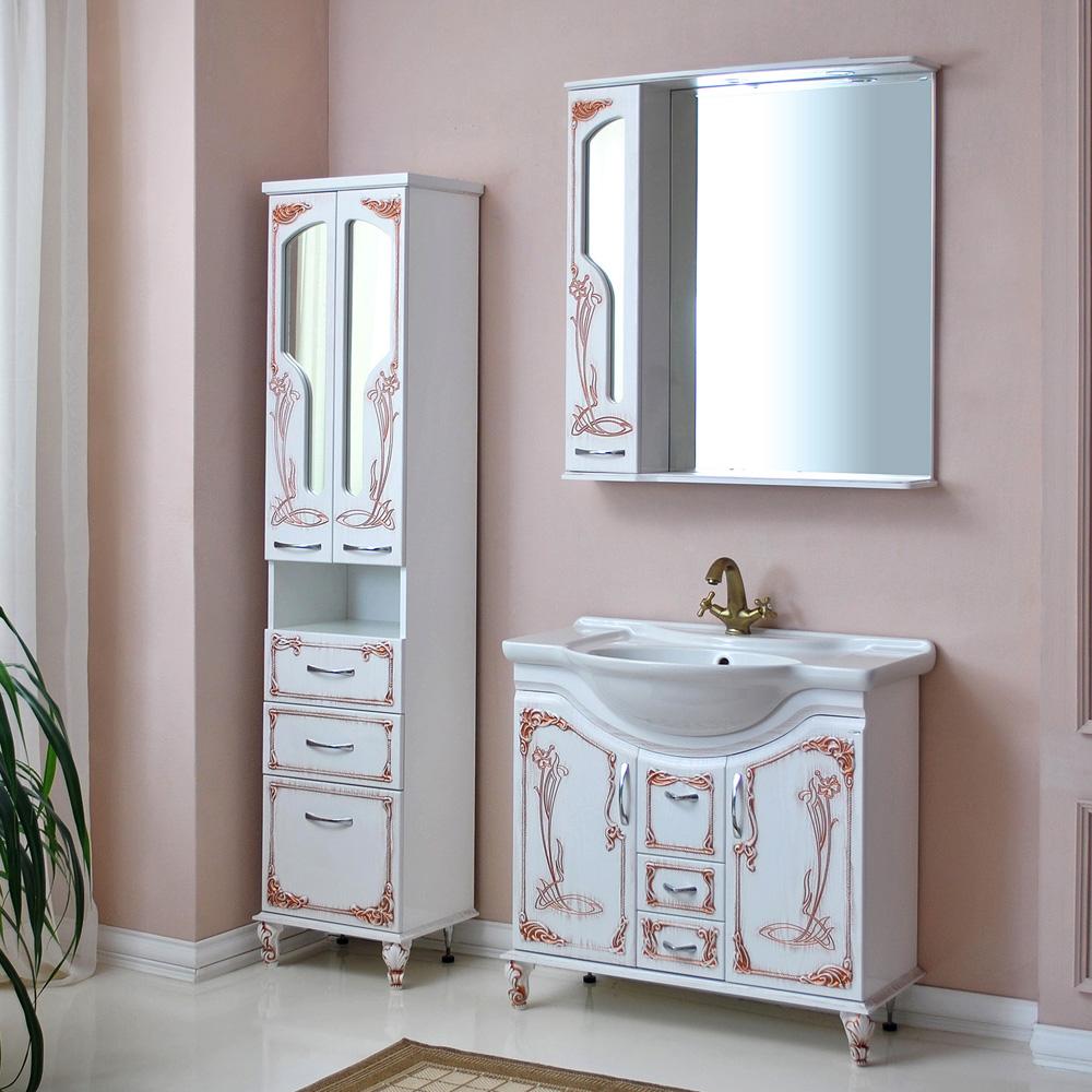 Мебель для ванной Атолл Барселона 285 rame iva мебель для ванной