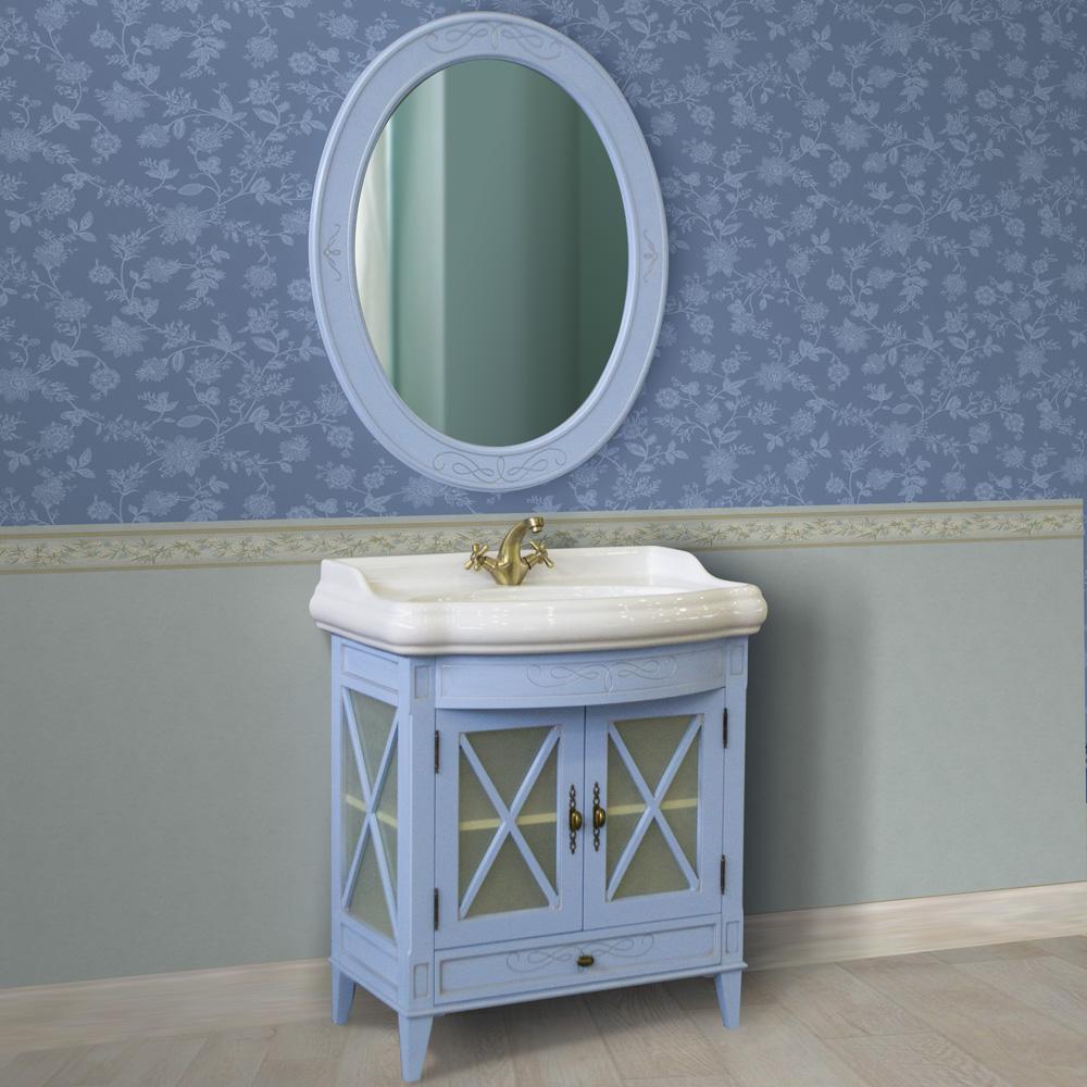 Мебель для ванной Атолл Ретро blue iva мебель для ванной