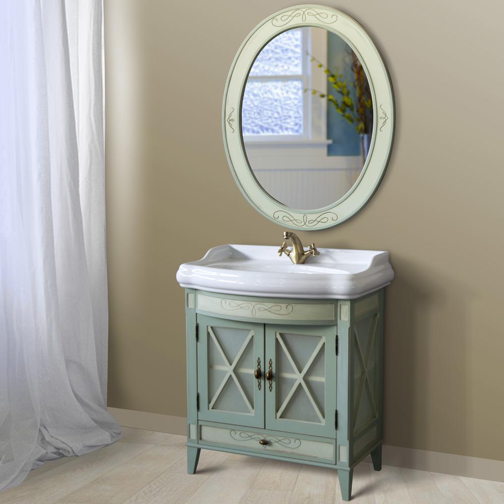 Мебель для ванной Атолл Ретро oliva caprigo мебель для ванной caprigo джардин 80 ontano