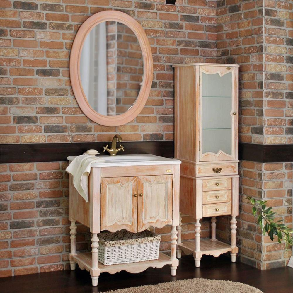 Мебель для ванной Атолл Флоренция apricot тумба с раковиной атолл флоренция apricot