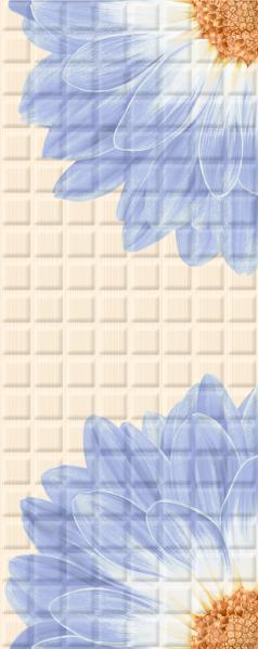 Mariscos Плитка настенная Floris Atlantic 20,1х50,5