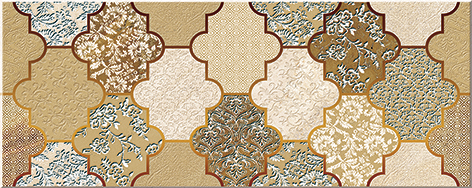 Декор Erato crema Moresca 50,5x20,1 декор fanal people crema floral b 31 6x90