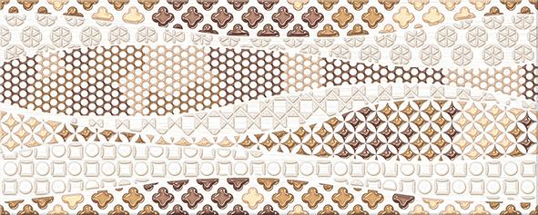 Harmonia Декор Wave 20,1х50,5 декор azori триоль какао ноктюрн 2 20 1x40 5