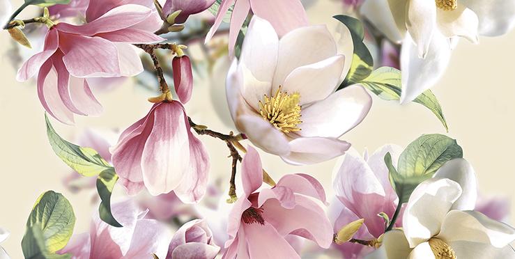 Декор Boho Magnolia 31,5x63 декор boho verde geometry 31 5x63
