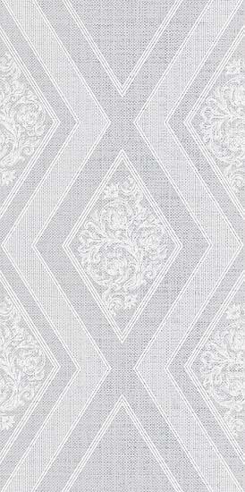 Illuisio Grey Geometry Декор - 630x315 мм/6 шт