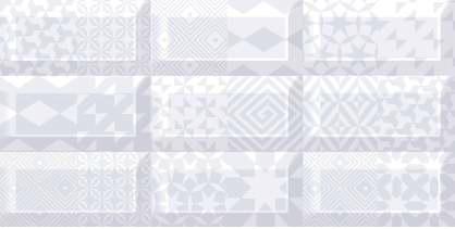Вог Декор Пазл Лайт - 201х405 мм/13 шт плитка декор 201х405х9 мм вог эспрессо