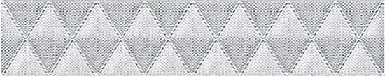 Illusio Grey Geometry Бордюр - 315x62 мм/36 шт azori illusio beige 31 5x63