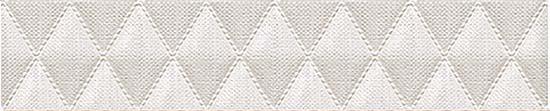 Illusio Bianco Geometry Бордюр - 315x62 мм/36 шт azori illusio beige 31 5x63