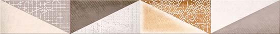 все цены на Бордюр Eclipse Ochra mix 505x62 мм/39 шт онлайн